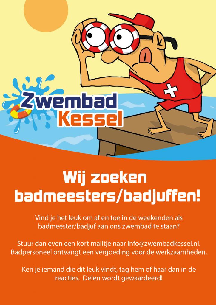 2018 advertentie badmeester